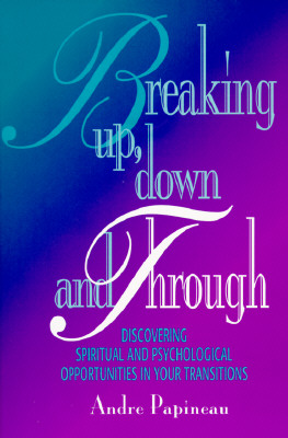 Image for Breaking Up, Down and Through: Discovering Spiritual and Psychological Opportunities in Your Transitions