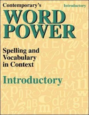 Word Power a, Contemporary Books