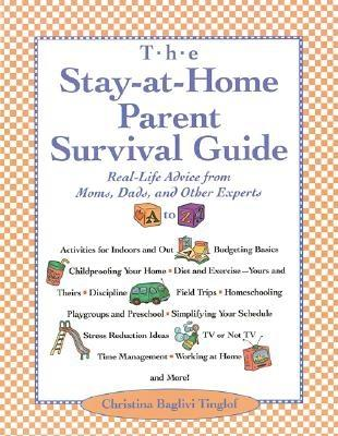 Image for STAY AT HOME PARENT SURVIVAL GUIDE