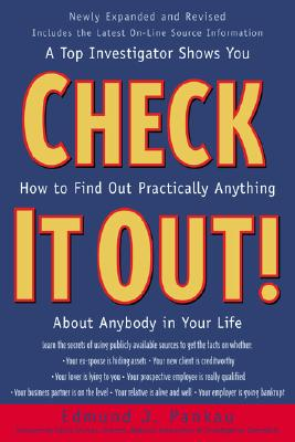 Image for CHECK IT OUT! A TOP INVESTIGATOR SHOWS Y