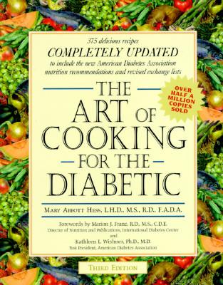 Image for ART OF COOKING FOR THE DIABETIC