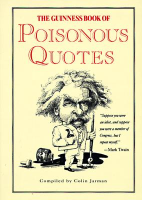 Image for The Book of Poisonous Quotes