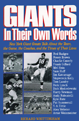 Image for Giants: In Their Own Words