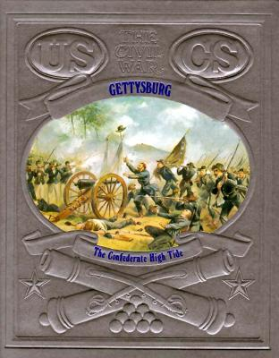 Image for Gettysburg : The Confederate High Tide  (The Civil War)