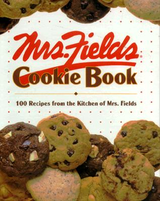 Image for MRS. FIELDS COOKIE BOOK