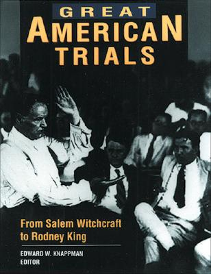 Image for Great American Trials