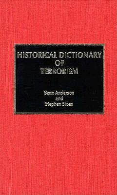 Image for Historical Dictionary of Terrorism