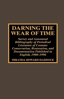 Image for Darning the Wear of Time