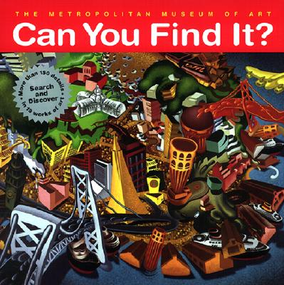 Image for Can You Find It?: Search and Discover More Than 150 Details in 19 Works of Art