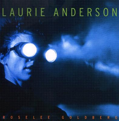 Image for Laurie Anderson