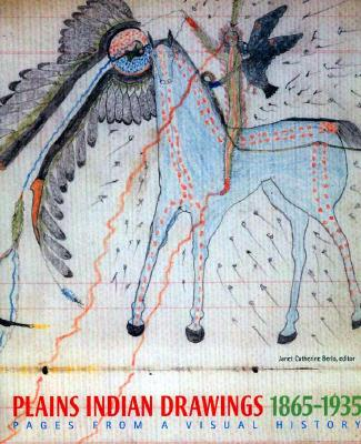 Image for Plains Indian Drawings 1865-1935 : pages from a visual History