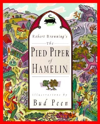Image for Robert Browning's the Pied Piper of Hamelin