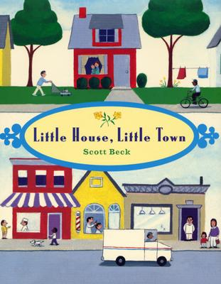 Image for Little House, Little Town