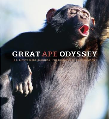 Image for Great Ape Odyssey