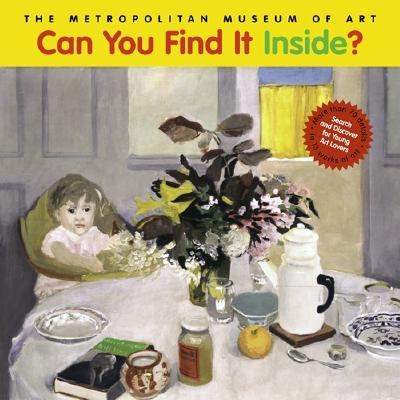 Image for Can You Find It Inside?: Search and Discover for Young Art Lovers
