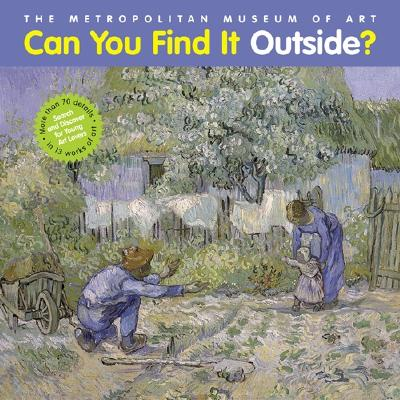 Image for Can You Find It Outside?: Search and Discover for Young Art Lovers