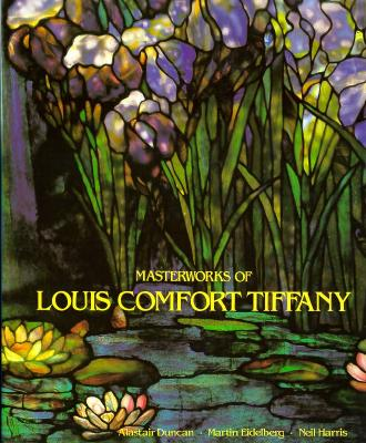 Image for MASTERWORKS OF LOUIS COMFORT TIFFANY