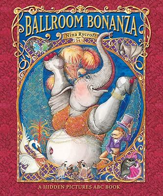 Image for Ballroom Bonanza: A Hidden Pictures ABC Book