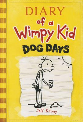 Image for Diary of a Wimpy Kid:  Dog Days