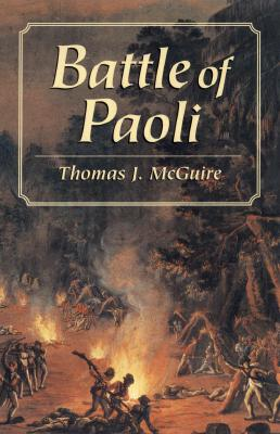 Battle of Paoli (Stackpole Military History Series), McGuire, Thomas J.