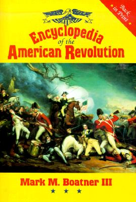 Image for Encyclopedia of the American Revolution