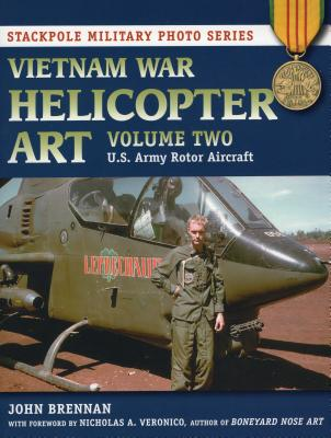 Image for Vietnam War Helicopter Art: U.S. Army Rotor Aircraft (Stackpole Military Photo Series)