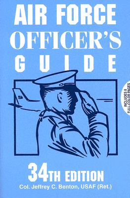 Image for Air Force Officer's Guide: 34th Edition