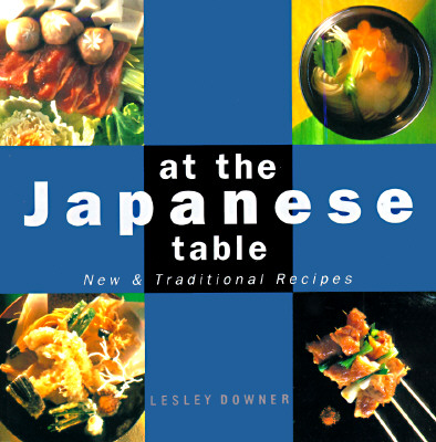 Image for At the Japanese Table