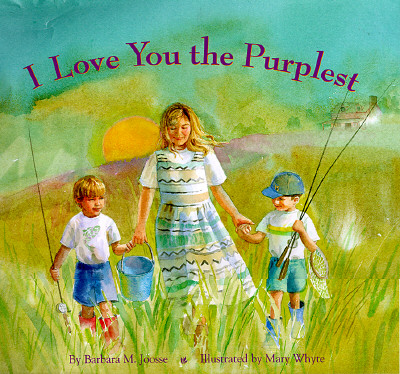 Image for I LOVE YOU THE PURPLEST