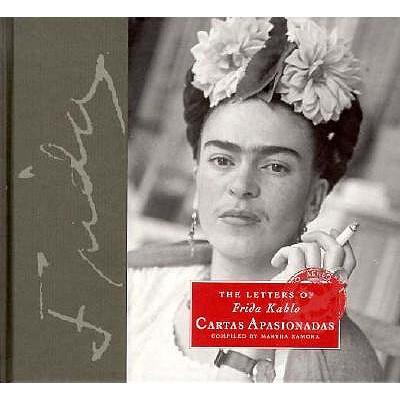 Image for The Letters of Frida Kahlo: Cartas Apasionadas