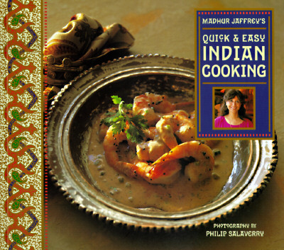 Image for MADHUR JAFFREY'S QUICK AND EASY INDIAN C