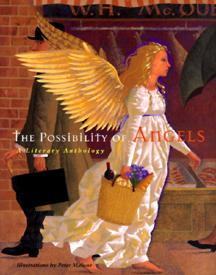 Image for The Possibility of Angels: A Literary Anthology