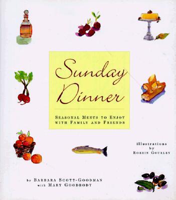 Image for SUNDAY DINNER : SEASONAL MENUS TO ENJOY