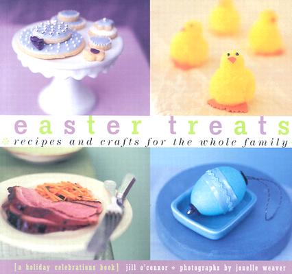 Image for EASTER TREATS : RECIPES AND CRAFTS FOR T