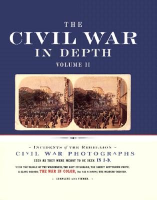 Image for The Civil War in Depth, Volume II