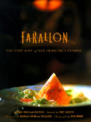 Image for FARALLON THE VERY BEST OF SAN FRANCISCO CUISINE