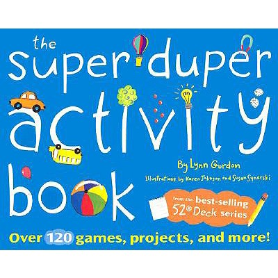 Image for The Super Duper Activity Book: Over 120 Games, Projects, and More!