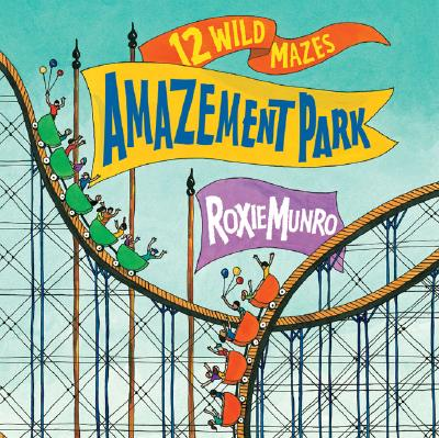 Image for Amazement Park: 12 Wild Mazes