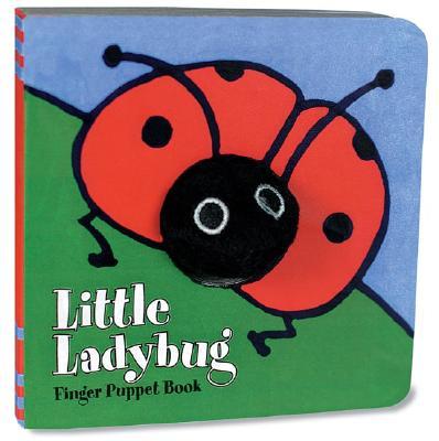 Image for Little Ladybug Finger Puppet Book