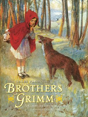 Image for Tales from the Brothers Grimm: A Classic IIlustrated Edition (Classic Illustrated)