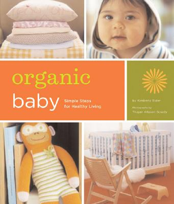 Image for Organic Baby: Simple Steps for Healthy Living