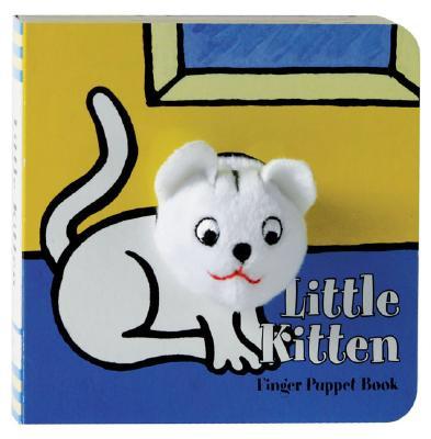 Image for Little Kitten Finger Puppet Book