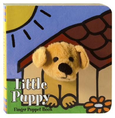 Image for Little Puppy Finger Puppet Book