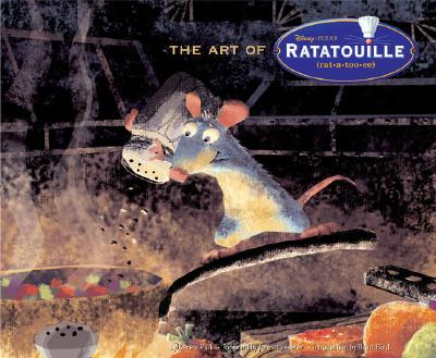 Image for The Art of Ratatouille