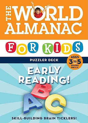 Image for The World Almanac for Kids Puzzler Deck: Early Reading, Ages 3 to 5, Grades PreK-1