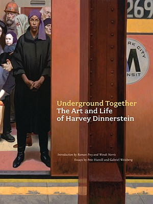 Image for UNDERGROUND TOGETHER : THE ART AND LIFE