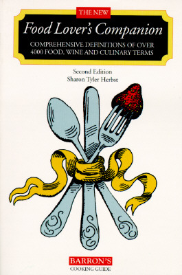 Image for The New Food Lover's Companion: Comprehensive Definitions of over 3000 Food, Wine, and Culinary Terms (Barron's Cooking Guide)