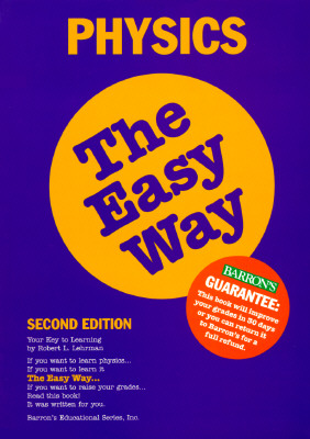 Image for PHYSICS THE EASY WAY 2ND ED