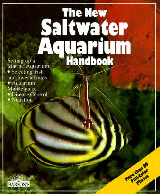 Image for NEW SALTWATERR AQUARIUM HANDBOOK
