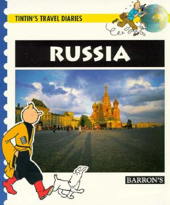 Image for TINTIN'S TRAVEL DIARIES: RUSSIA